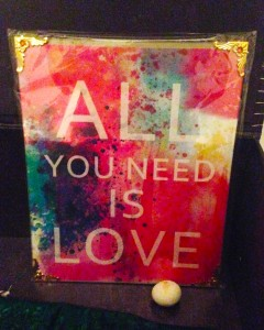 All You Need is Love Neligan