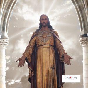 Jesus Mels Love Land Melanie Lutz