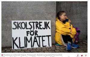 Greta Climate Change