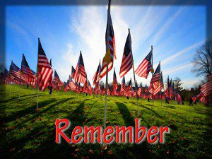 Remember - Memorial Day