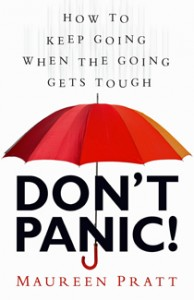 Smaller book cover Dont Panic