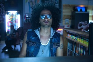 Manwell Reyes, lead singer of Group 1 Crew and is a huge surprise.
