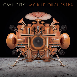"""Owl City's """"Mibile Ochestra"""" available Now. (Republic Records/Capitol CMG)"""