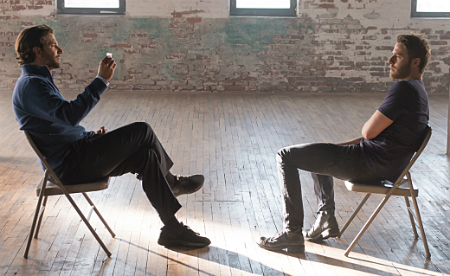 "Bradley Cooper and Jake McDorman star in ""Limiteless."" (CBS)"