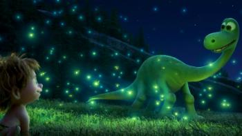 """Spot"" and Arlo (Disney/Pixar)"