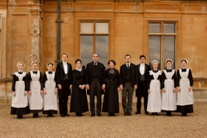 One does not have to live in early 20th century British aristocracy to fall into the trap of treating other humans as lesser beings. Image from the television show, Downtown Abbey, copyright ITV and PBS