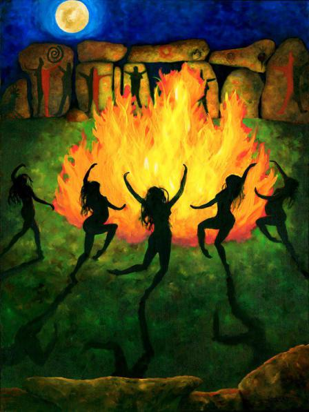 Firedance Julia Gray