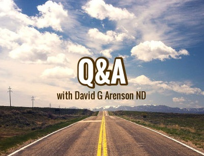 q&a with david