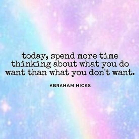 quote by abraham hicks