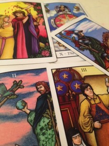"""wheel of fortune tarot card meaning"""