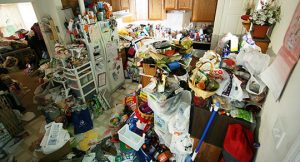 impact of hoarding | Terezia Farkas | depression help | Beliefnet