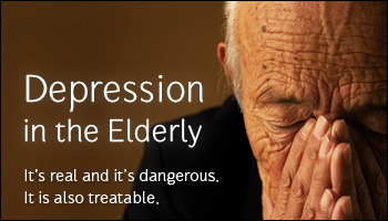 treating depression in elderly | depression help | Terezia Farkas | Beliefnet