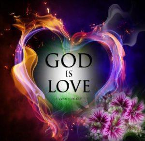 god is love | Terezia Farkas | Beliefnet