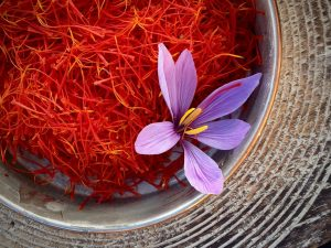 saffron   Terezia Farkas   Beliefnet   depression help