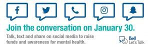 Bell Let's Talk | Terezia Farkas | Depression Help | Beliefnet