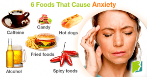 foods-avoid-when-anxious | Terezia Farkas | Beliefnet | depression help