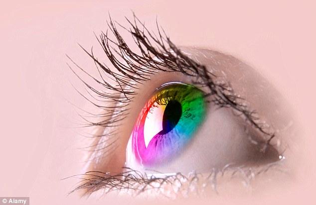 depression affects eyesight | Terezia Farkas | depression help | Beliefnet