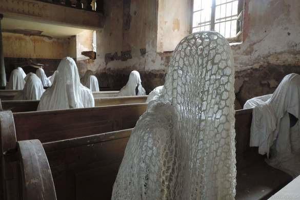ghost church | Terezia Farkas| ghost | Beliefnet