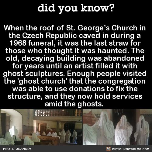 ghost church czech | Terezia Farkas | Beliefnet