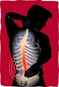 depression and low back pain