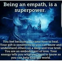 empaths | empaths are more spiritual | Terezia Farkas | Beliefnet | depression help