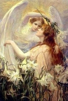 guardian angel hand on you| terezia farkas | depression help | Beliefnet