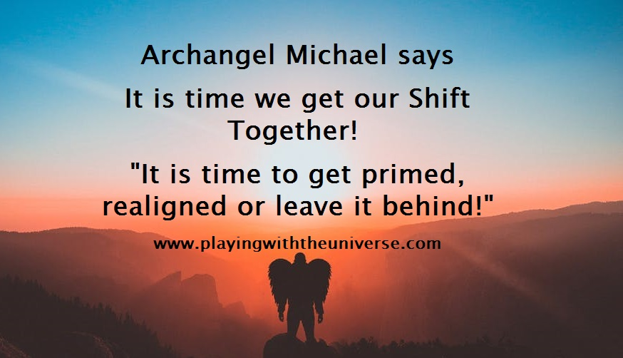 aamichael Shift Together