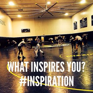 What Inspires You? #INSPIRATION