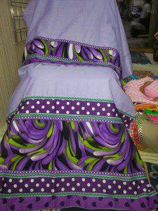 Example of a designer rida worn by Dawoodi Bohra women
