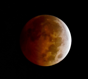 Blood Moon over Wisconsin by Kirby Wright on Flickr