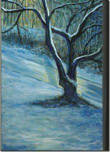 - Valerie McCraney ice cold blue day