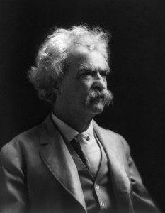 - Mark Twain A.F.Bradley 1909