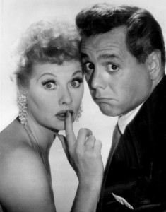 - Lucille Ball and Desi