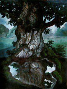 - Tree Miroir Annick