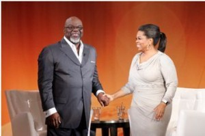 oprah and td jakes photo