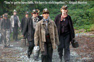 Lori as as Abigail Stanton.
