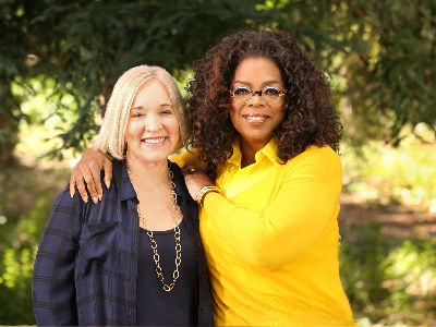 Oprah and Christiane Northrup