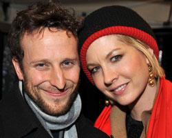 Jenna and Bodhi Elfman