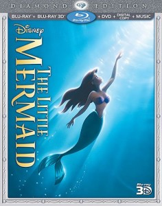 little mermaid diamond