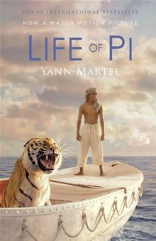 Contest  Life of Pi BookLife Of Pi Book