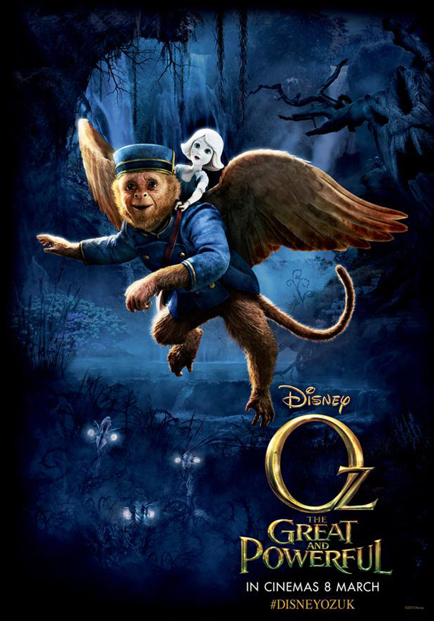 Oz the great and powerful movie mom