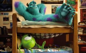 Monsters University Poster 2