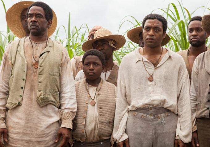 12 Years of Slavery Movie
