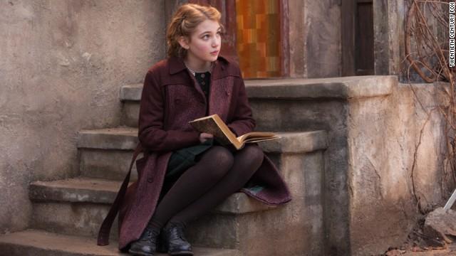 The Book Thief Movie Max And Liesel