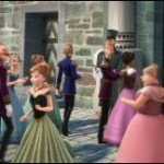 Do you see Rapunzel and Flynn?