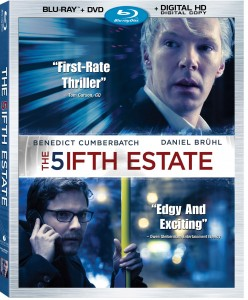 FIFTH ESTATE DVD