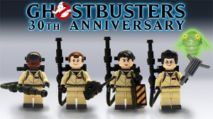 lego ghostbuster team