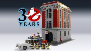 legos ghostbusters