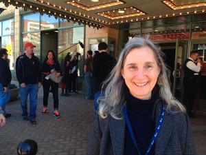 nell at ebertfest