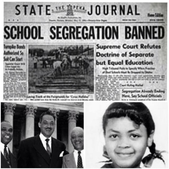 The 60th Anniversary Of Brown V Board Of Education